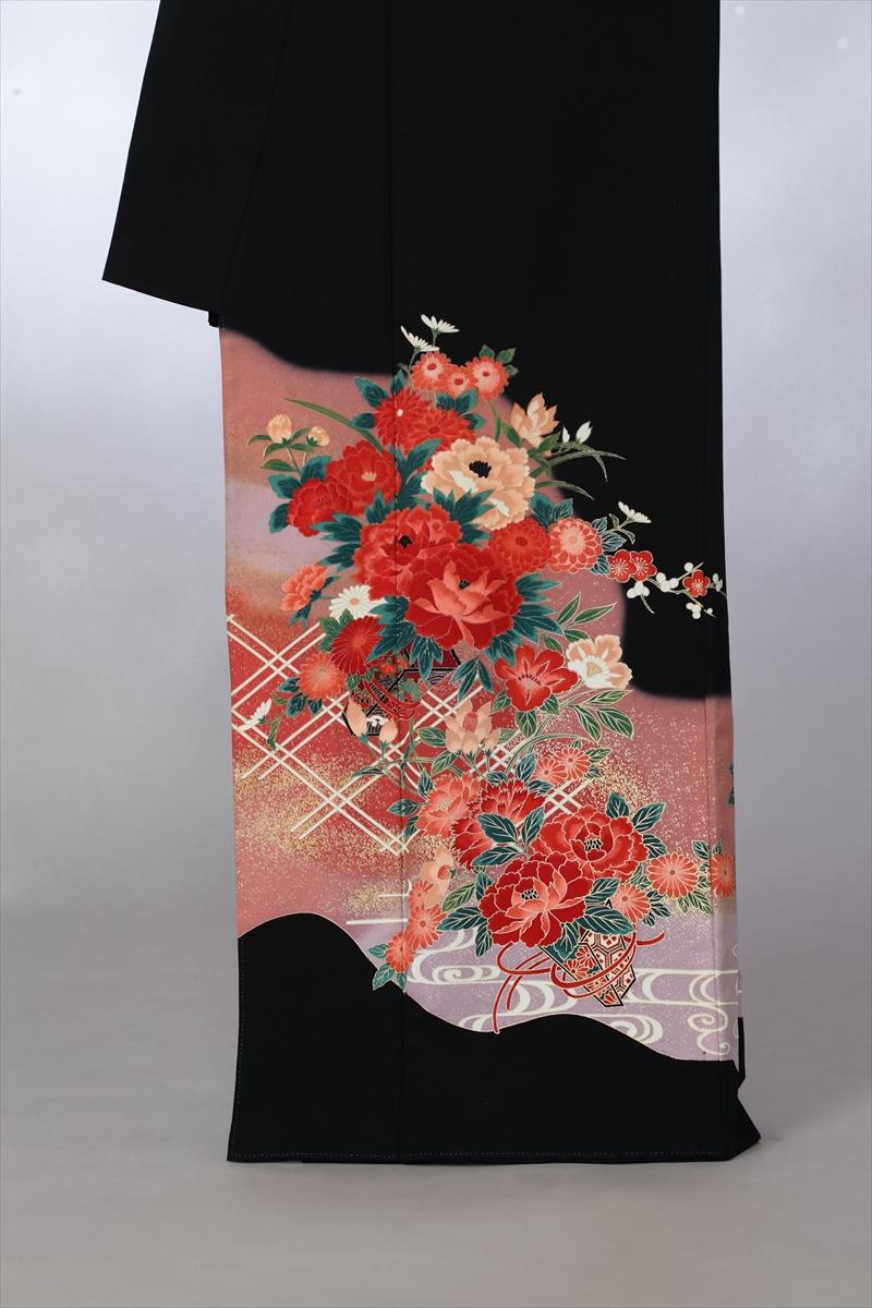 格子に花メインイメージ