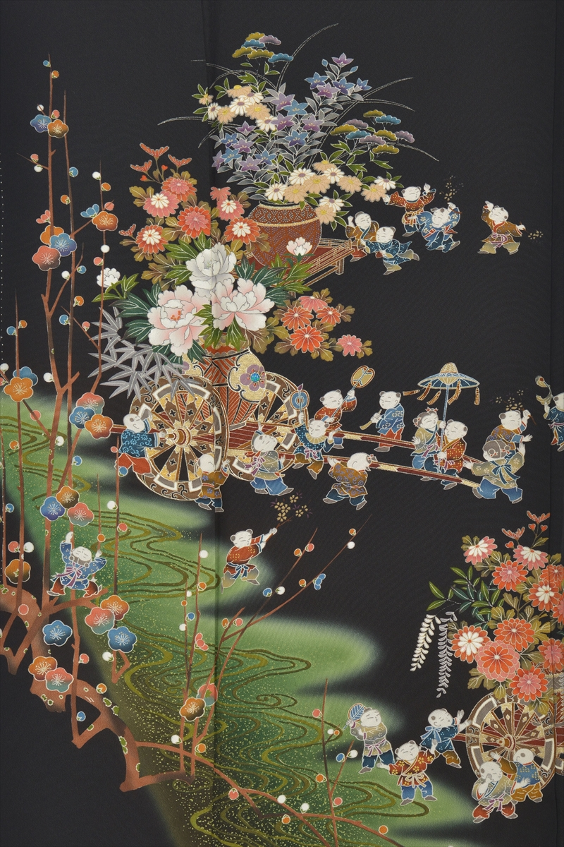 花車と人形サブ画像1