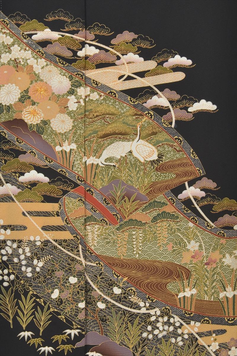小鶴に松竹梅サブ画像1
